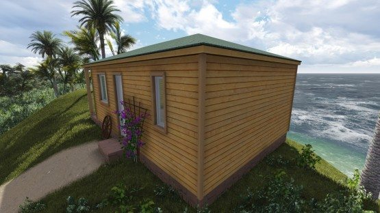 ξύλινο,σχέδιο,προκάτ,prokat,easy green,ισόγειο,προκατασκευασμένο,σπίτι,οικονομικό,εξοχικό,τουριστικό