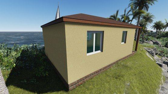 σχέδιο,προκάτ,prokat,easy green,ισόγειο,προκατασκευασμένο,σπίτι,οικονομικό,εξοχικό,τουριστικό