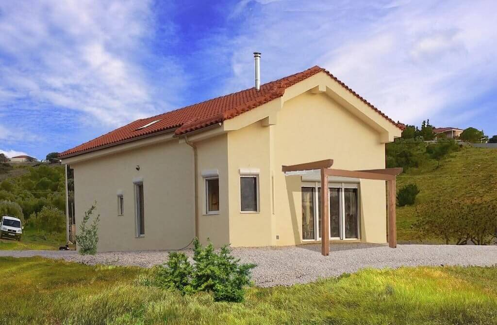 passibe house Greece
