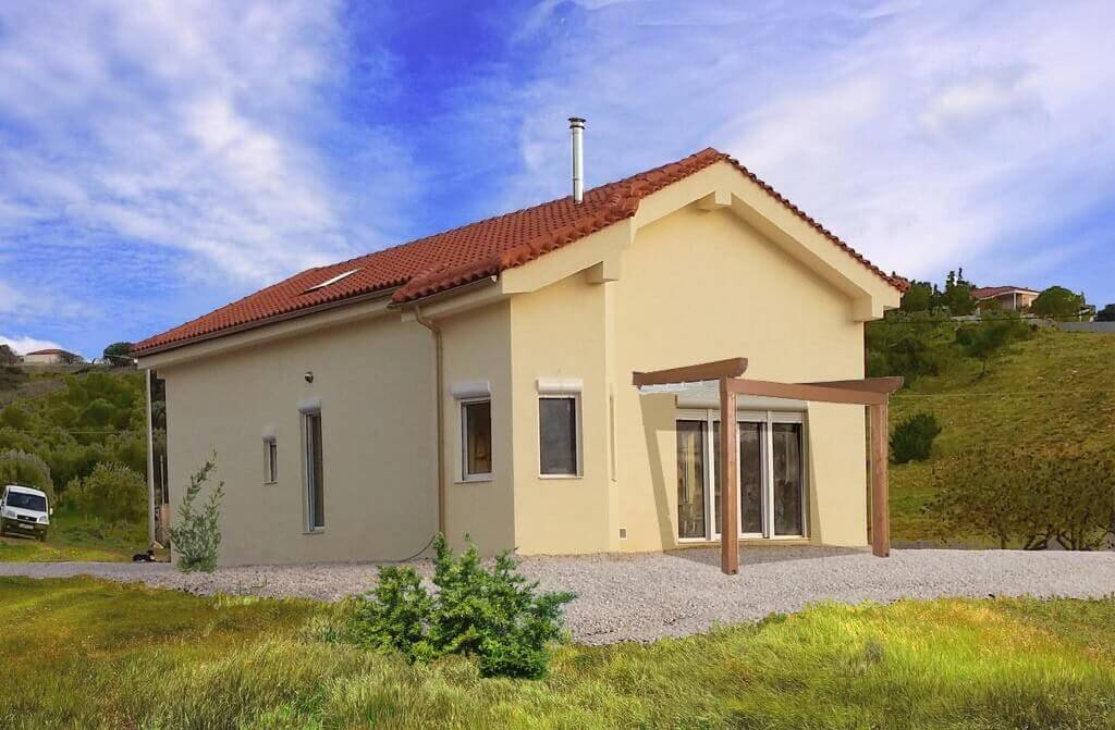 WHAT A INHABITANT  OF AN EASY GREEN'S PASSIVE HOUSE SAID