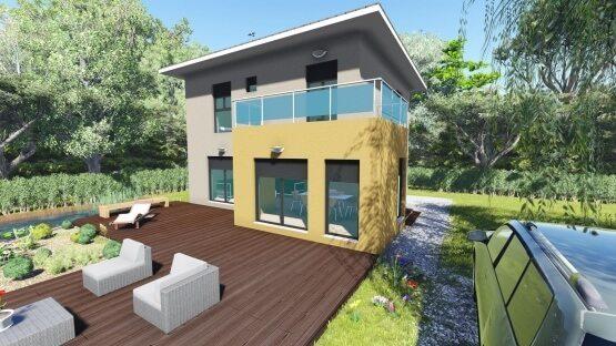 προκάτ, διώροφο,σπίτι,προκατασκευσαμένο,easy green